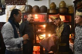 Pertama Di Indonesia,Tubaba Akan Bangun Museum Etnografi Sumatra Berkelas Dunia