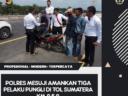 Polres Mesuji Tangkap Pemalak Di Toll Mesuji