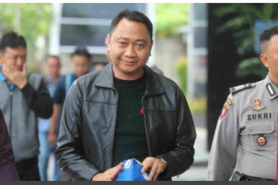 Mantan Bupati Lampung Utara Tuntut Balik KPK karena Asset Agung Di Sita